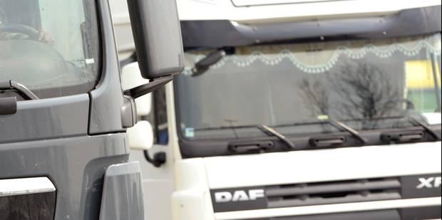 Ce chauffeur de camion séquestrait des esclaves sexuelles dans son véhicule - La DH