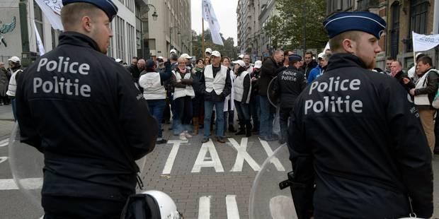 Pensions police: la réunion du groupe de travail a avorté - La DH