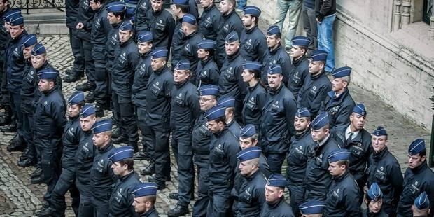 """Les policiers veulent """"bloquer le pays"""" le 12 décembre - La DH"""