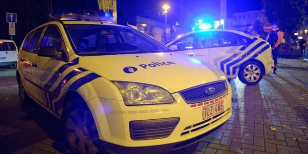 Bouge: Une conductrice entre la vie et la mort et plusieurs blessés dans une collision - La DH