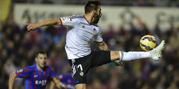 Liga: Valence laisse filer le derby et le podium - La DH