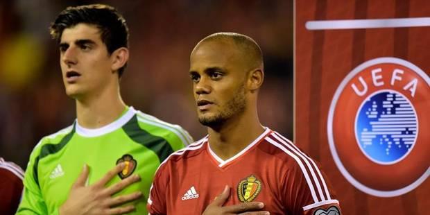 Thibaut Courtois et Vincent Kompany dans l'équipe UEFA de l'année? - La DH