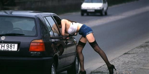 Le nouveau règlement sur la prostitution voté au conseil communal de Charleroi - La DH