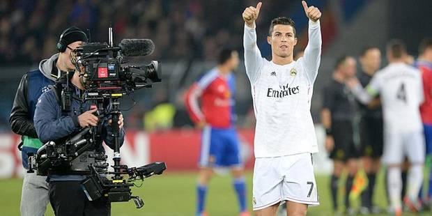C1: Cristiano Ronaldo rejoint Raul - La DH