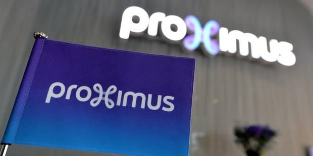 Proximus part à la chasse aux clients de Telenet mécontents - La DH