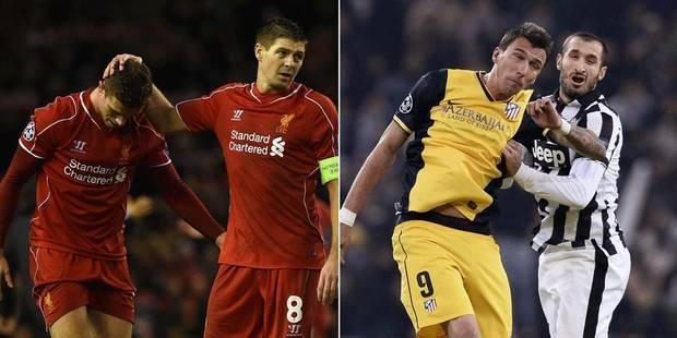 C1: Monaco, Juve et Bâle en 8e, Liverpool éliminé - La DH