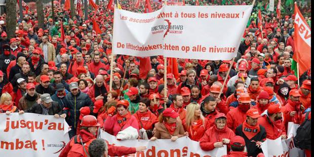 Grève nationale: le patronat demande aux bourgmestres de casser les piquets de grève - La DH