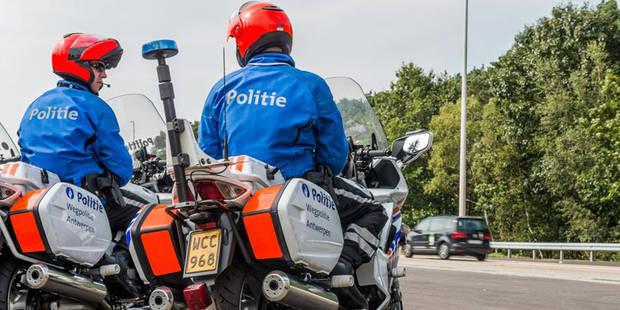 La police n'a jamais dressé autant d'amendes pour des infractions de roulage - La DH