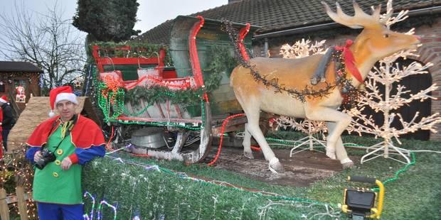 Le lutin Serge et le monde du Père Noël - La DH