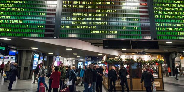 Les Belges champions d'Europe du nombre de minutes passées dans les transports - La DH