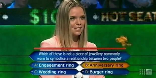 """Elle échoue à la première question de """"Qui veut gagner des millions"""" - La DH"""