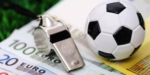 Pro League: un footballeur sur 4 a des problèmes financiers ! - La DH