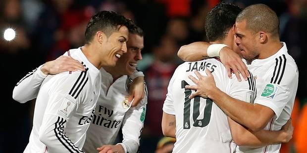 Le Real Madrid remporte le Mondial des clubs (2-0) - La DH