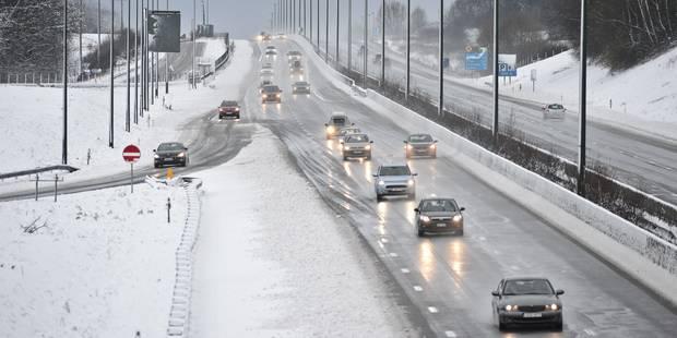 Fin de la phase de vigilance renforcée sur les routes wallonnes - La DH