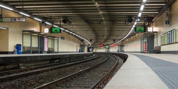 Trafic ferroviaire rétabli entre Namur et Gembloux - La DH