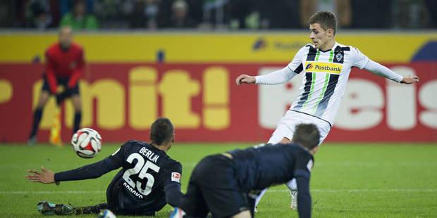 Thorgan Hazard définitivement à Mönchengladbach? - La DH