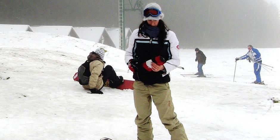 Dix blessés sur les pistes de ski en Belgique - La DH