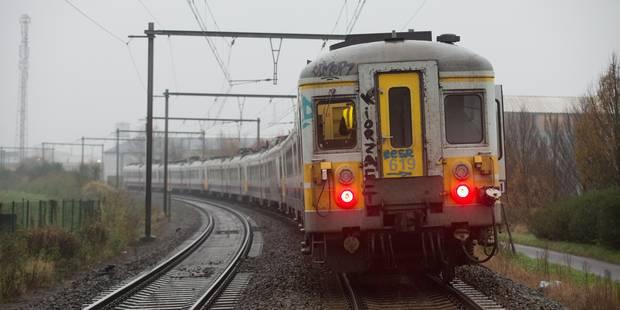 Un tiers des trains de pointe en retard en 2014 - La DH