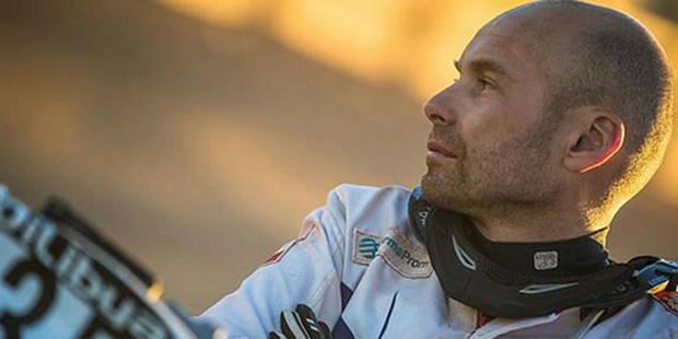 Le Dakar 2015 endeuillé: le motard polonais Michal Hernik se tue - La DH