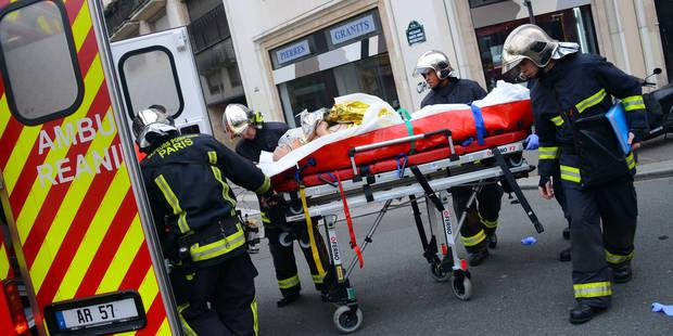 Charlie Hebdo: une attaque terroriste, 12 morts - La DH
