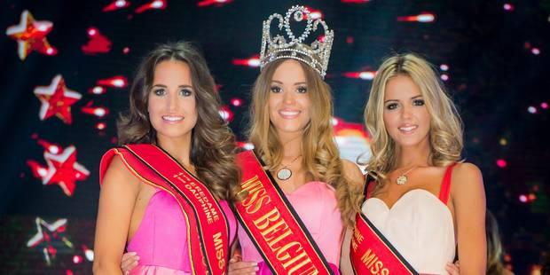 Annelies Toros élue Miss Belgique 2015 - La DH