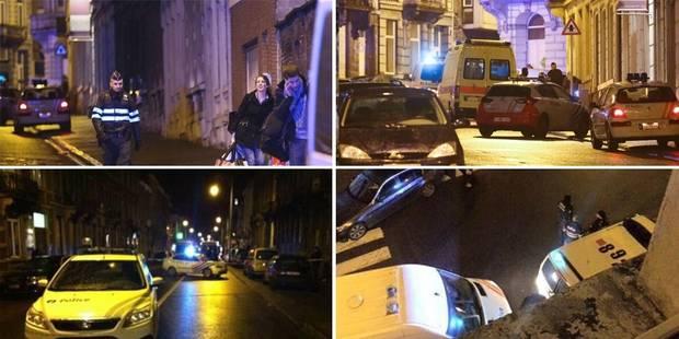 Opération anti-terroristes à Verviers: 2 djihadistes abattus et un autre arrêté (IMAGES ET VIDEOS) - La DH