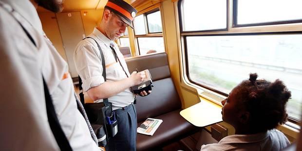 SNCB: Les voyageurs réclament plus de contrôles ! - La DH