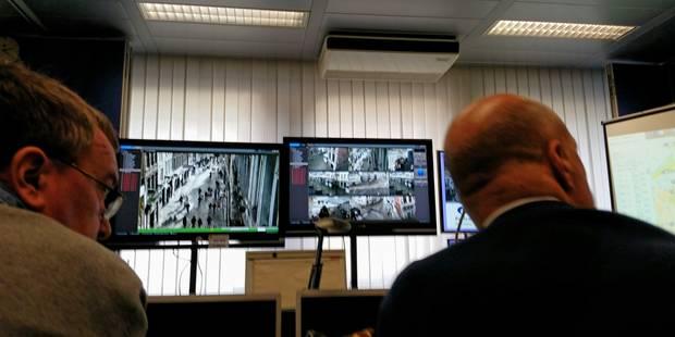 Mons 2015: la police sur le qui-vive - La DH