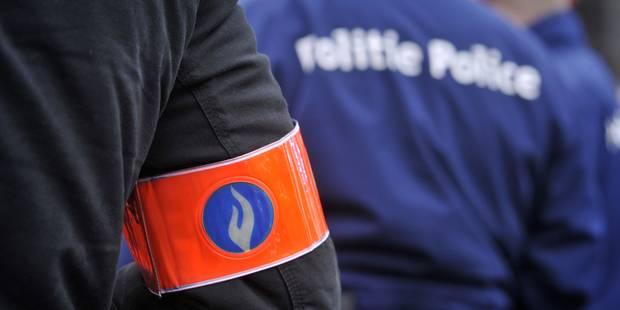 Opération Vigilance à Charleroi : peu de hold-up - La DH