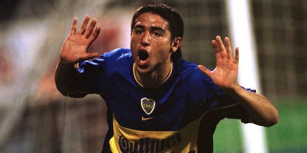 Le milieu argentin Juan Roman Riquelme tire sa révérence à 36 ans - La DH