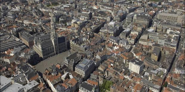 Bruxelles: une brochure touristique pour rassurer des milliers de fonctionnaires flamands - La DH