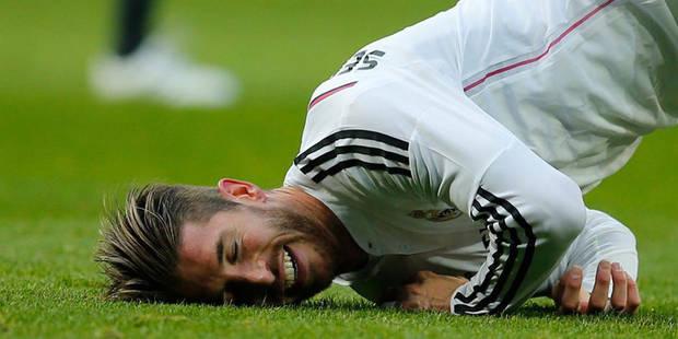 Real Madrid: Sergio Ramos absent cinq semaines - La DH