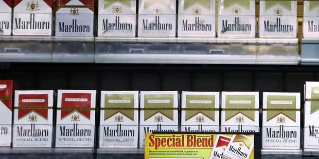 Les cigarettes sont encore trop bon marché en Belgique - La DH