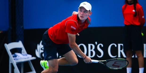 Classement ATP: David Goffin fait son entrée dans le top 20 - La DH