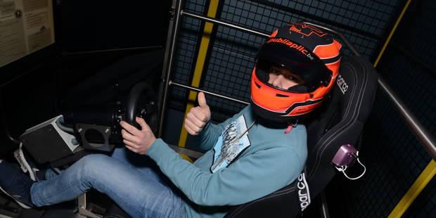 Mathieu Detry remporte le Virtual GT3 Challenge - La DH