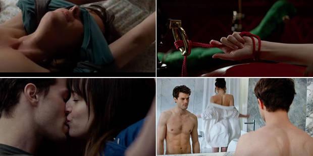 """17 minutes de sexe... et puis plus rien! Découvrez notre critique du film tant attendu """"50 Nuances de Grey"""" - La DH"""