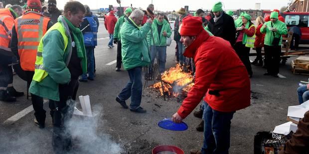 Les trois syndicats organiseront une action le 11 mars à Bruxelles - La DH