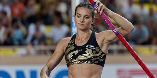 Isinbayeva rangera ses perches après les Jeux de Rio - La DH