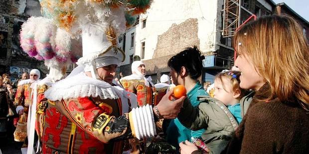 Tout savoir sur le carnaval de Charleroi et de ses environs - La DH