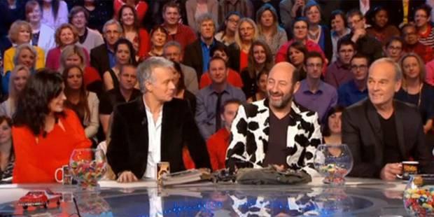 La vanne de Laurent Baffie sur Jean-Luc Lahaye qui tombe plutôt mal - La DH