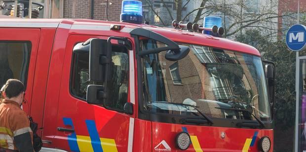 Une femme de 95 ans meurt dans un incendie à Ixelles - La DH