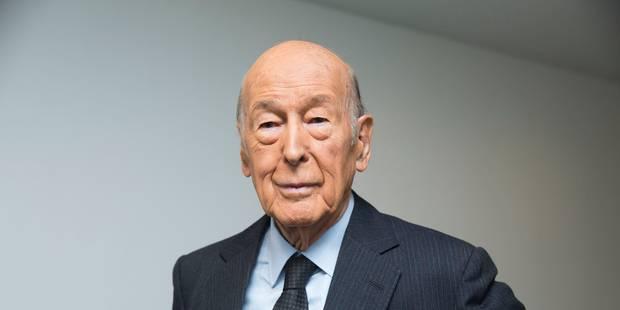"""Valéry Giscard d'Estaing: """"La Grèce doit sortir de l'euro"""" - La DH"""