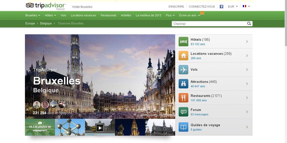 Selon Tripadvisor, voici les pires hôtels bruxellois - La DH