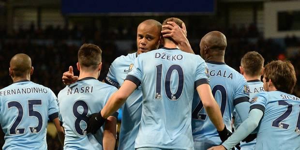 """Kompany: """"Manchester City est de nouveau dans le coup pour la Premier League"""" - La DH"""