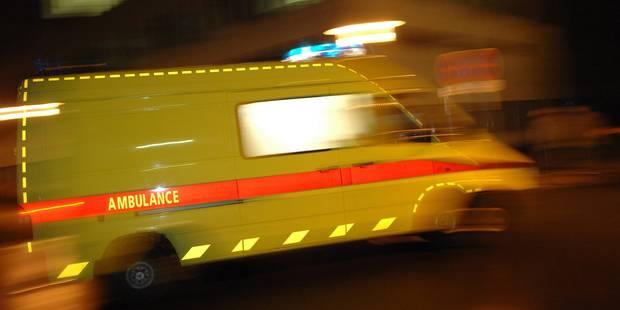 Accident mortel: une conductrice de 22 ans est décédée - La DH
