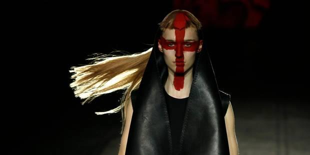 Fashion Week de Londres : les guerrières de Gareth Pugh - La DH