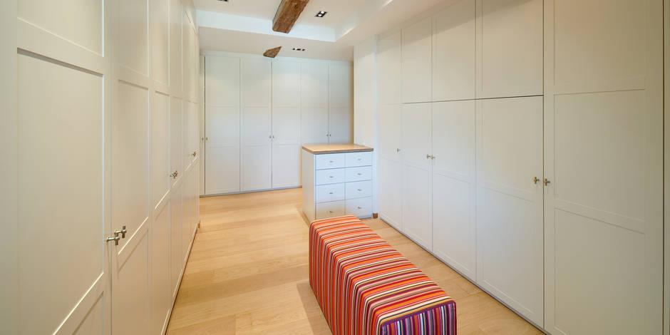 installer un dressing chez soi tous les bons plans la dh. Black Bedroom Furniture Sets. Home Design Ideas