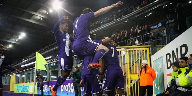 UEFA Youth League: Anderlecht vainc le Barça en huitièmes! - La DH