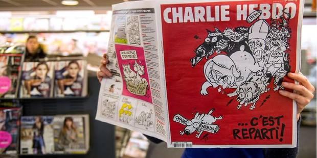 La chaîne BFM TV raillée sur la couverture du dernier Charlie Hebdo: mais pourquoi? - La DH