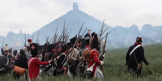 Inculpation Kubla: Pas d'influence sur l'organisation du bicentenaire de la bataille de Waterloo - La DH